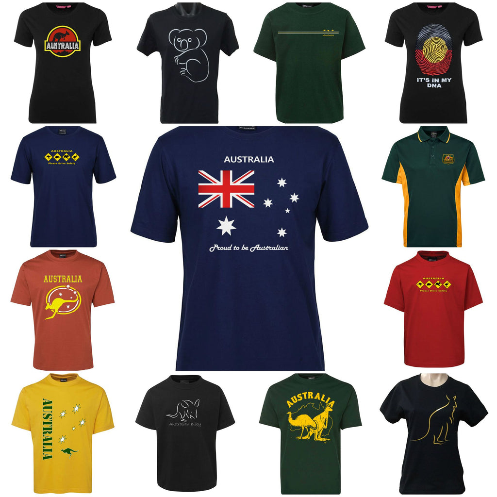 acef370e1fd Aboriginal T Shirts Made In Australia