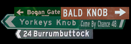 [Blog Post] Funny Australian Place Names
