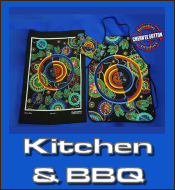 Aboriginal Art Kitchen and BBQ Gifts