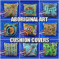 Aboriginal Art Cushion Covers