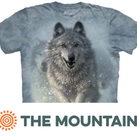 The Mountain Tie Dye T-Shirts