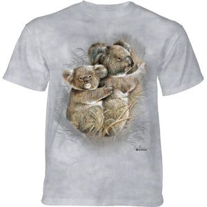 Grey Koalas Adults T-Shirt
