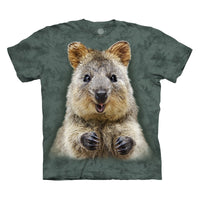 Smiling Quokka Adults T-Shirt
