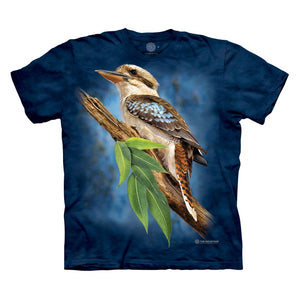 Aussie Kookaburra Adults T-Shirt