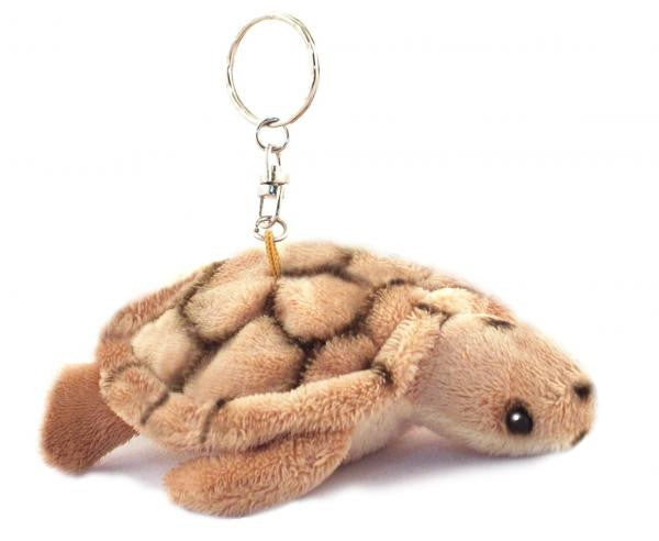 Turtle Keyring Plush Toy (11cm)