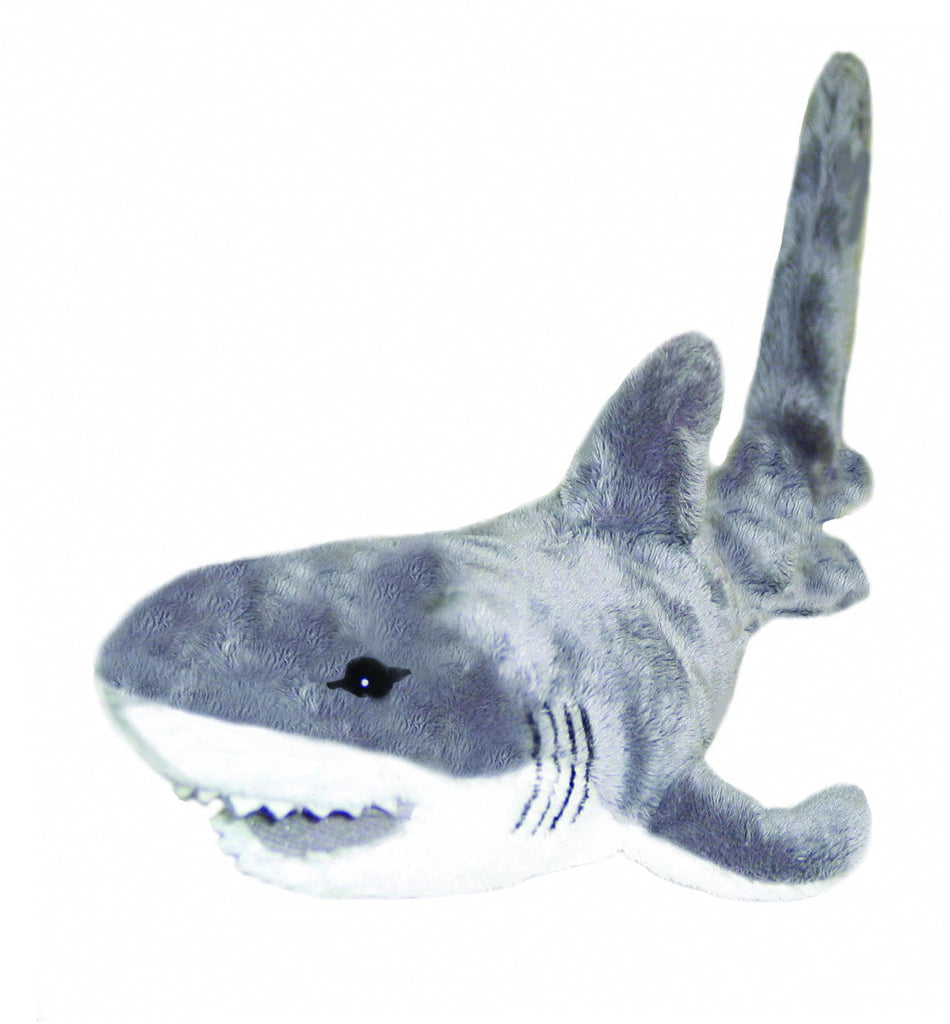 Great White Shark Soft Plush Toy (Arctic 50cm)