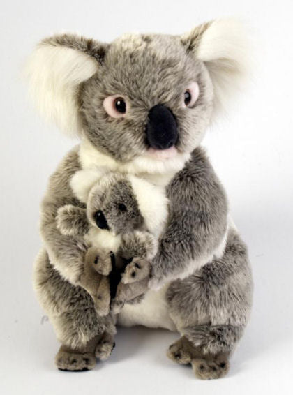Koala Mother & Baby Soft Plush Toy (38cm)