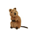 Australian Quokka Soft Plush Toy (Edward, 21cm)