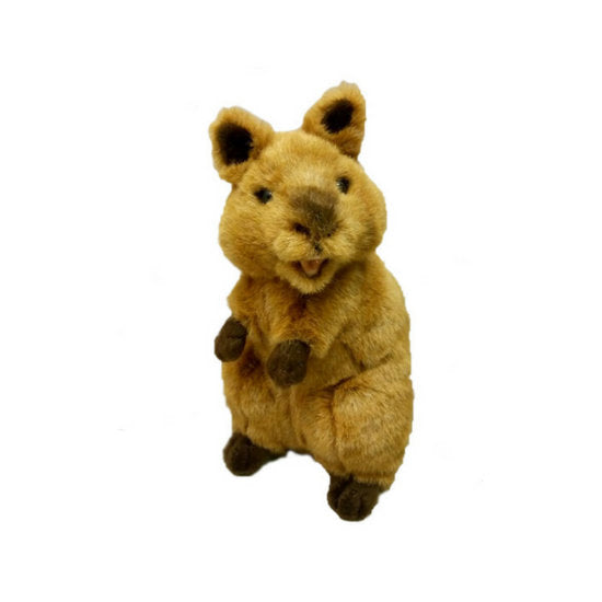 Australian Quokka Soft Plush Toy (28cm)