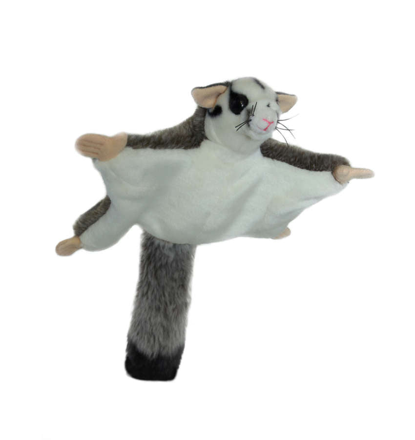 Australian Squirrel Glider Soft Plush Toy (18cm)