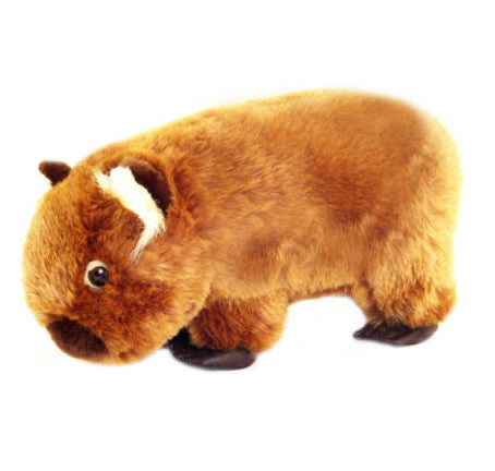 Wombat Soft Plush Toy (24cm)