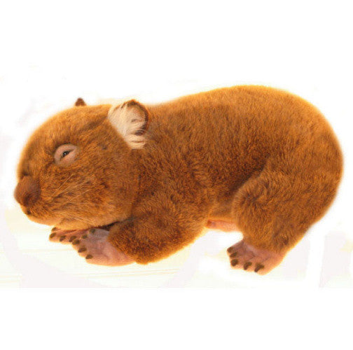 Australian Wombat Soft Plush Toy (Large 42cm)