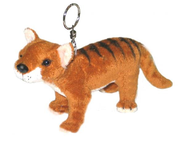 Tasmanian Tiger Keyring Plush Toy (10cm)