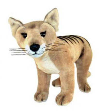Tasmanian Tiger Soft Plush Toy (30cm)
