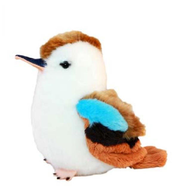 Kookaburra Mini Plush Toy (11cm)