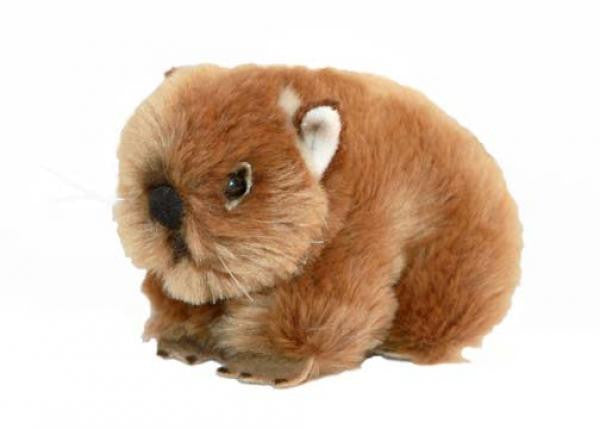 Australian Wombat Mini Plush Toy (11cm)