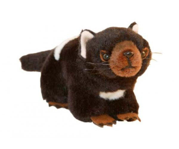 Tasmanian Devil Mini Plush Toy (11cm)