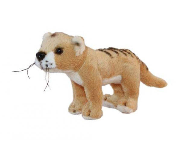 Tasmanian Tiger Mini Plush Toy 11cm Native Animal Stuffed Toys