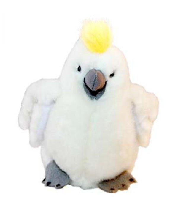 Cockatoo Mini Plush Toy (11cm)