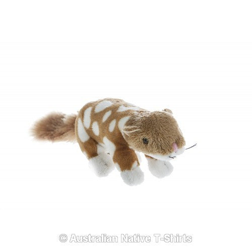 Eastern Quoll Mini Plush Toy (11cm)