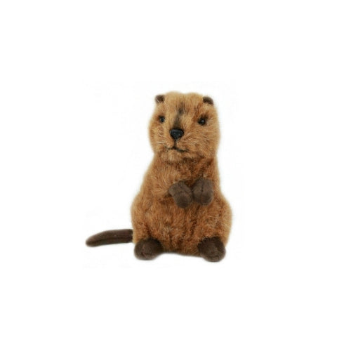 Australian Quokka Mini Plush Toy (14cm)
