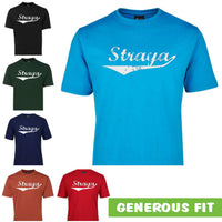 Straya Logo Adults T-Shirt (Various Colours)