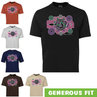 Serpent Adults T-Shirt by Meleisa Cox (Various Colours)