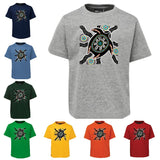 Turtle Nest Childrens T-Shirt by Shannon Shaw (Various Colours)