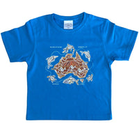 Balance of Nature Childrens T-Shirt (Aqua) *Limited Edition*
