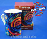 Utinat Aboriginal Art Printed Mug