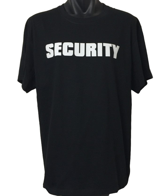 Security Guard Adults T-Shirt