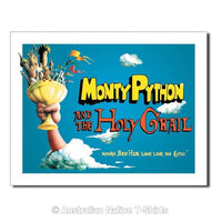 Monty Python Holy Grail Tin Sign (40.5cm x 31.5cm)