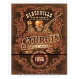 Sturgis Bike Week - No Tomorrow Tin Sign (31.5cm x 40.5cm)