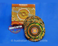 Wanaka Aboriginal Art Coasters - Set of 6