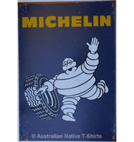 Michelin Tyres Tin Sign (35cm x 50cm)