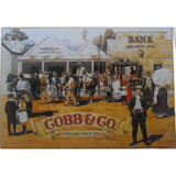 Cobb & Co. Transport Tin Sign (35cm x 50cm)
