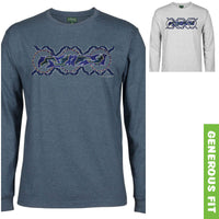 Dolphin Dreaming Longsleeve T-Shirt by Shannon Shaw (Various Colours)