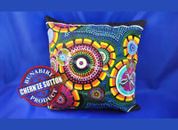 Rankuraan Aboriginal Cushion Cover