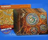 Llipari Aboriginal Art Placemats (Set of 4)