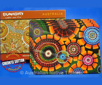 Rankuraan Aboriginal Art Placemats (Set of 4)