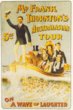 Thornton's Tour Theatrical Advertising Poster