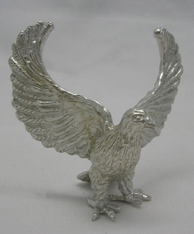 American Eagle Pewter Figurine (6cm)