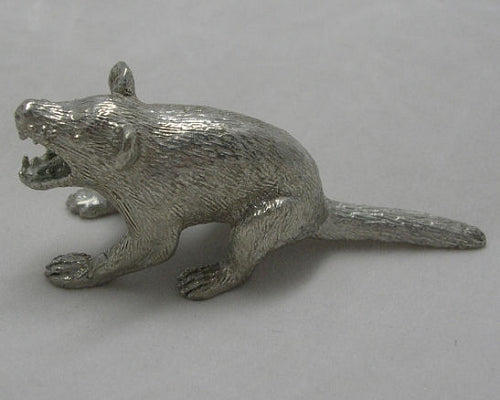 Tasmanian Devil Pewter Figure (Large)