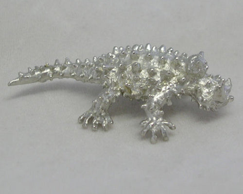 Thorny Devil Pewter Figurine (Small)
