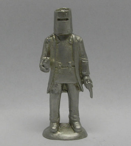 Bushranger Ned Kelly Pewter Figurine (Large 7.5cm)