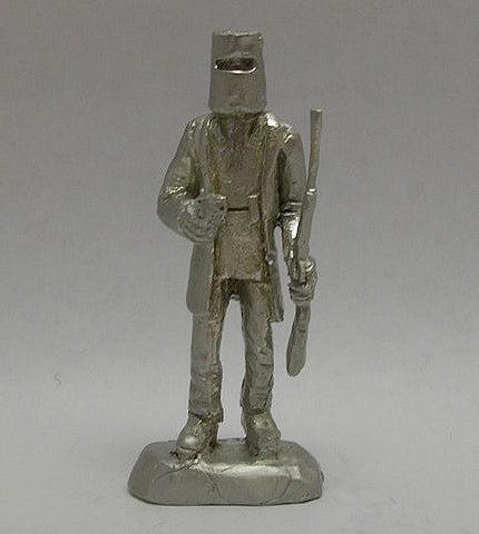 Bushranger Ned Kelly Pewter Figurine (Medium 7cm)