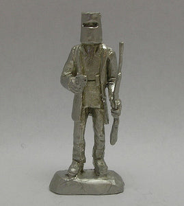 Bushranger Ned Kelly Pewter Figurine (Medium)