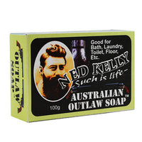 Ned Kelly Outlaw Bar of Soap