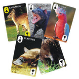 Australian Animal Playing Cards