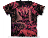 The Hand Adults T-Shirt (Tie Dye)
